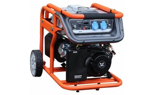 Бензиновый электрогенератор Zongshen KB 3000 от ЭлекТрейд