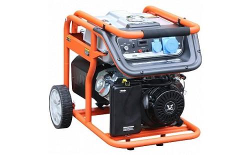 Бензиновый электрогенератор Zongshen KB 6000 от ЭлекТрейд