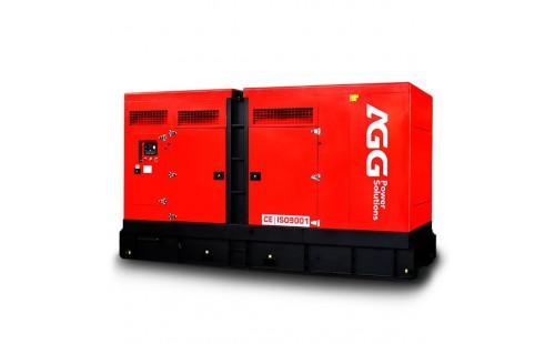 Дизельный генератор AGGD 500 D5
