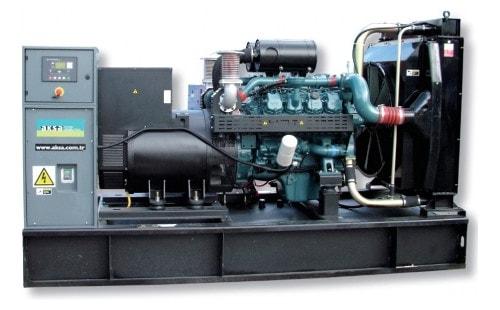 Дизель-генератор AKSA AD 490 с гарантией