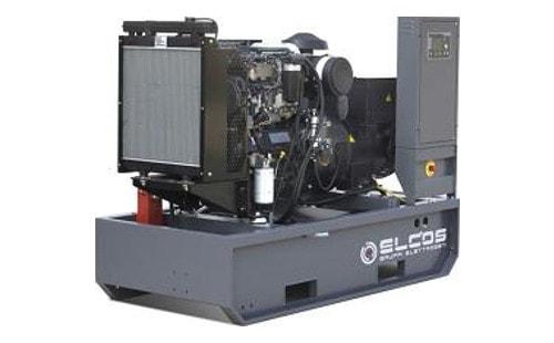 Дизель-генератор Elcos GE.JD3A.220/200 с гарантией