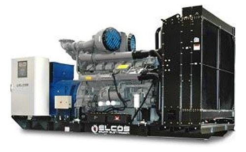 Электростанция Elcos GE.MH.1540/1400 с гарантией