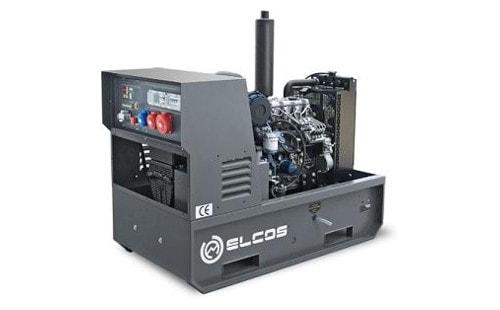 Дизель-генератор Elcos GE.PK.011/010 с гарантией