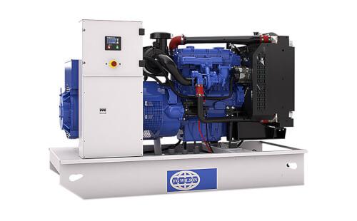 Дизельный электрогенератор FG Wilson P50-3 от ЭлекТрейд