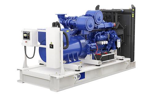 Дизельная электростанция FG Wilson P800P1 / P900E1 с гарантией
