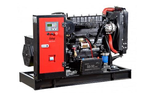 Дизель-генератор Fubag DS 22 DA ES от
