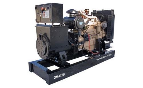Дизель-генератор GMGen GMJ66 с гарантией