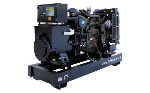 Дизель-генератор GMGen GMI300 с гарантией