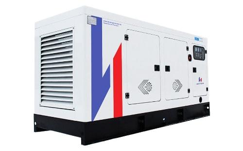 Генератор Исток АД100С-Т400 от ЭлекТрейд