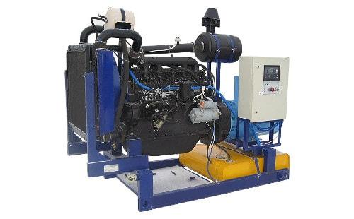 Дизель-генератор ЯМЗ / ММЗ АД100-Т400 ММЗ с гарантией