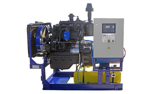 Электрогенератор ЯМЗ / ММЗ АД30-Т400 ММЗ с гарантией