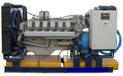 Дизель-генератор ЯМЗ / ММЗ АД350-Т400 ЯМЗ с гарантией