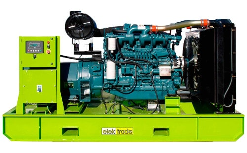Электростанция Motor АД600-Т400 от ЭлекТрейд