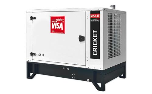 Дизельный электрогенератор Onis Visa P 14 CK от ЭлекТрейд