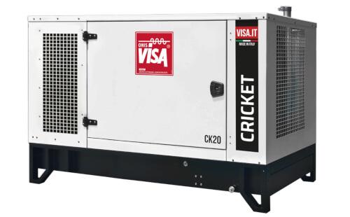 Дизельный электрогенератор Onis Visa P 30 CK от ЭлекТрейд