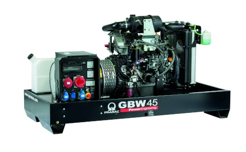 Электрогенератор PRAMAC GBW45Y от ЭлекТрейд