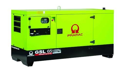 Генератор PRAMAC GSL65D от ЭлекТрейд