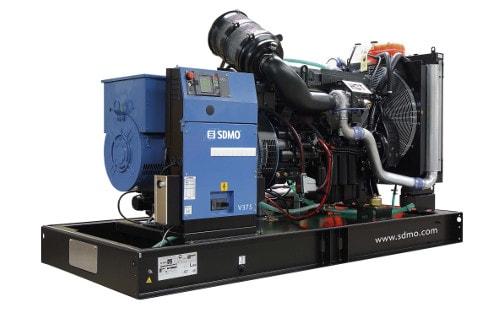 Электрогенератор SDMO D330 с гарантией