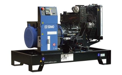 Дизель-генератор SDMO J88K с гарантией