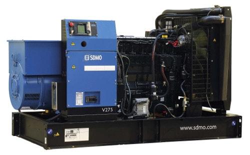 ДГУ SDMO V220C2 с гарантией