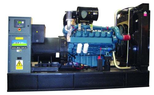 Газогенератор AKSA ADG 350 от ЭлекТрейд