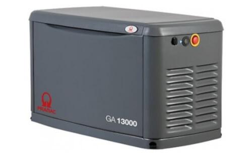 Газовый электрогенератор Pramac GA13000 с гарантией