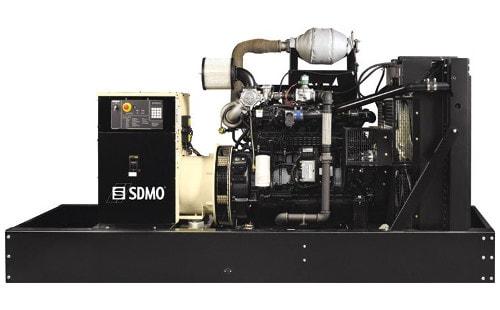 Газогенератор SDMO GZ 50 от ЭлекТрейд
