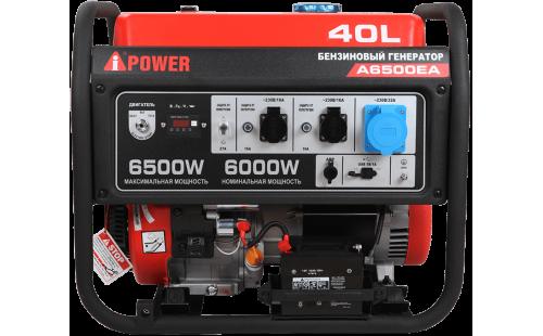 Бензиновый генератор A-IPOWER A6500EA
