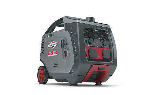 Бензиновый электрогенератор BRIGGS & STRATTON P 3000 Inverter с гарантией
