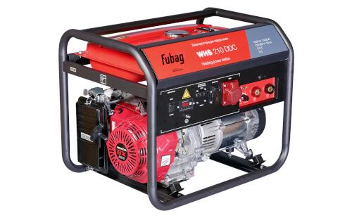 Сварочный генератор Fubag WHS 210 DDC от ЭлекТрейд