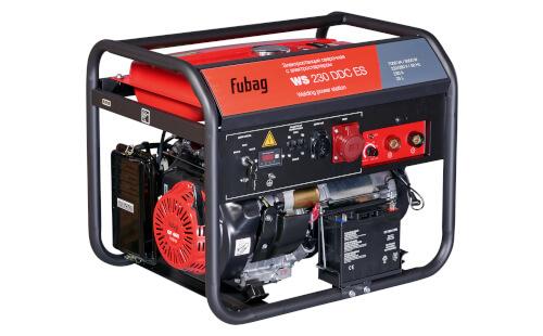 Сварочный генератор Fubag WS 230 DDC ES от ЭлекТрейд