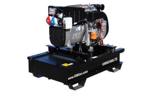 Сварочный электрогенератор GMGen GMSD300LTE с гарантией