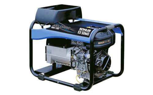 Сварочный генератор SDMO WELDARC 180 DE C от ЭлекТрейд