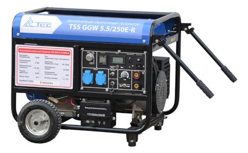 Сварочный генератор ТСС GGW 5.5/250E-R от ЭлекТрейд