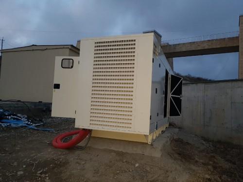ДГУ 420 кВт для воинской части в Чеченской республике