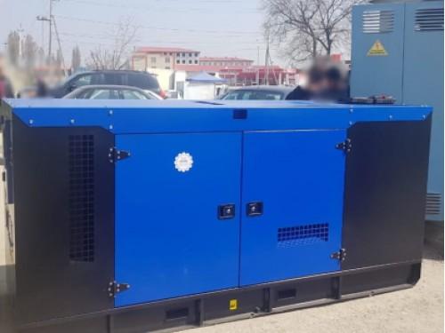 ДГУ 100 кВт для магазина розничной торговли в г. Грозный