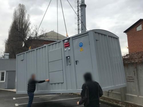 ГПУ 360 кВт для торгово-офисного комплекса в г. Краснодар